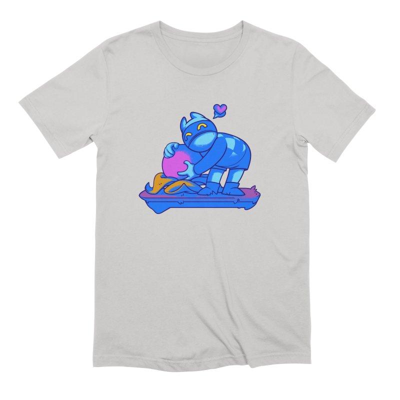 Berry Love Men's T-Shirt by Liquid Bit Artist Shop