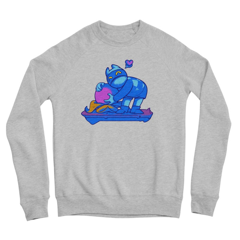 Berry Love Men's Sweatshirt by Liquid Bit Artist Shop