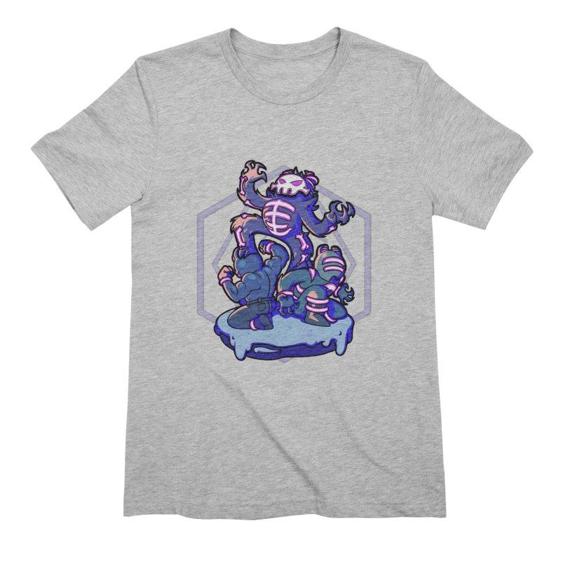 Trouble Makers Men's T-Shirt by Liquid Bit Artist Shop