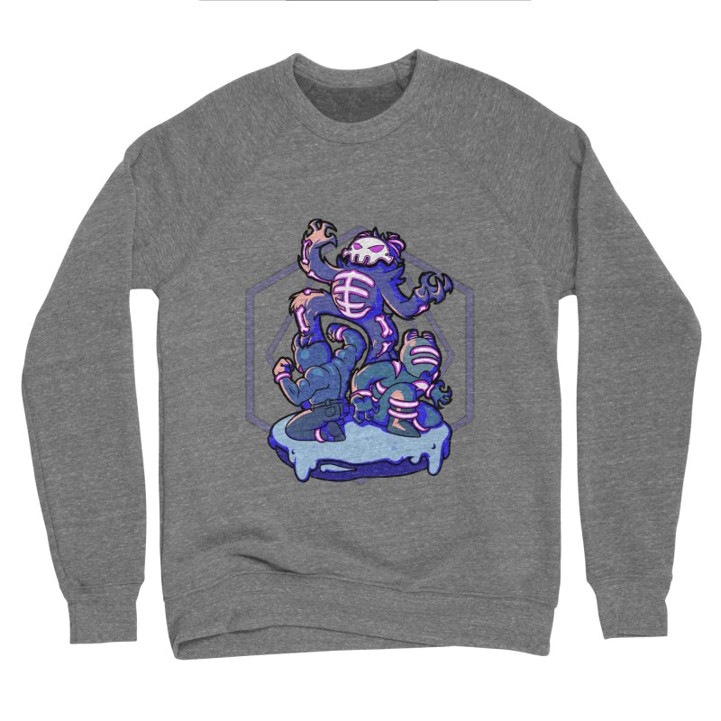 Trouble Makers Men's Sweatshirt by Liquid Bit Artist Shop