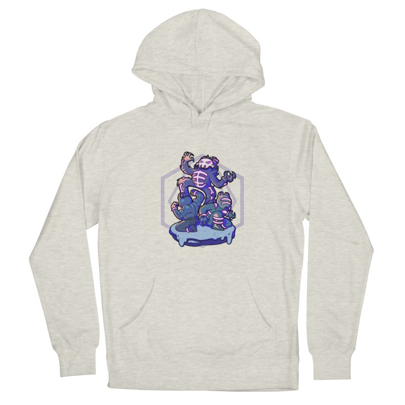 Trouble Makers Men's Pullover Hoody by Liquid Bit Artist Shop