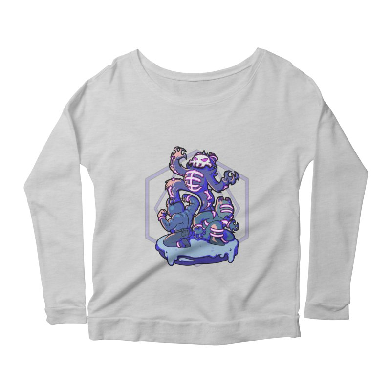 Trouble Makers Women's Longsleeve T-Shirt by Liquid Bit Artist Shop