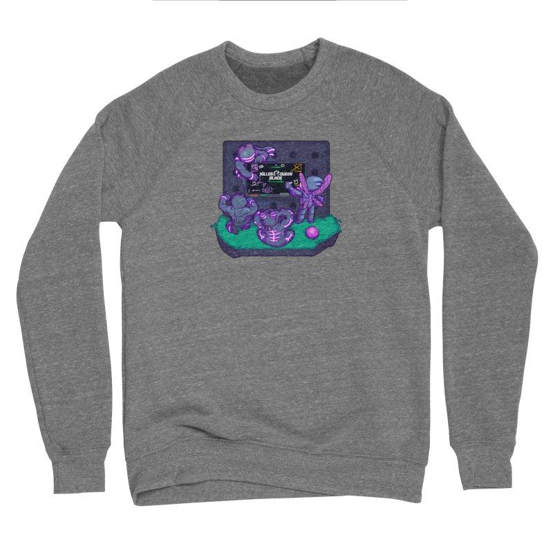 Game Plan Men's Sweatshirt by Liquid Bit Artist Shop