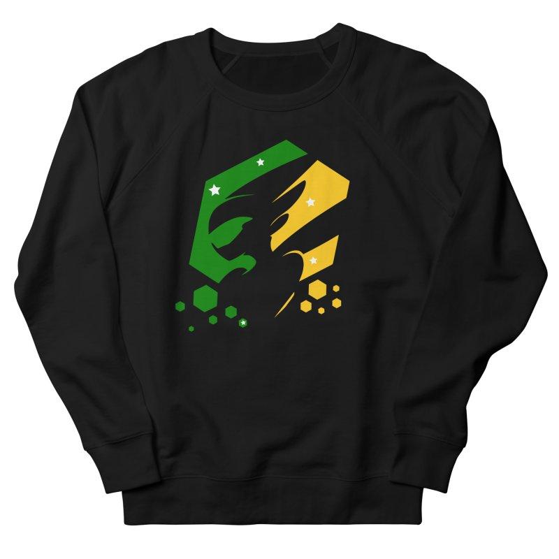 KQB Logo: Brazil Women's Sweatshirt by Liquid Bit Artist Shop
