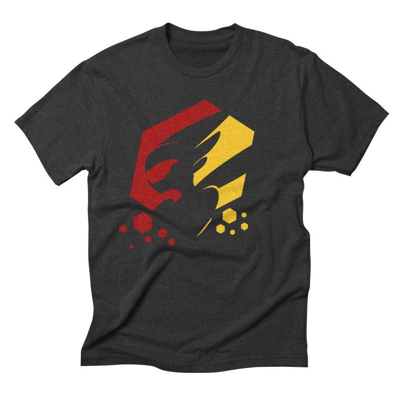KQB Logo: Germany Men's T-Shirt by Liquid Bit Artist Shop
