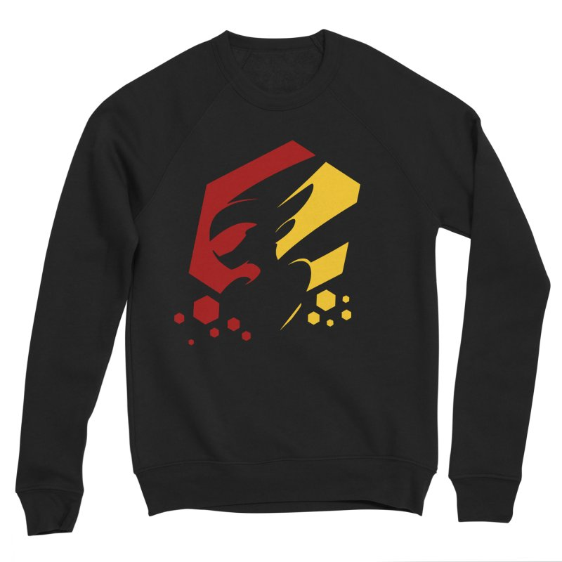 KQB Logo: Germany Men's Sweatshirt by Liquid Bit Artist Shop