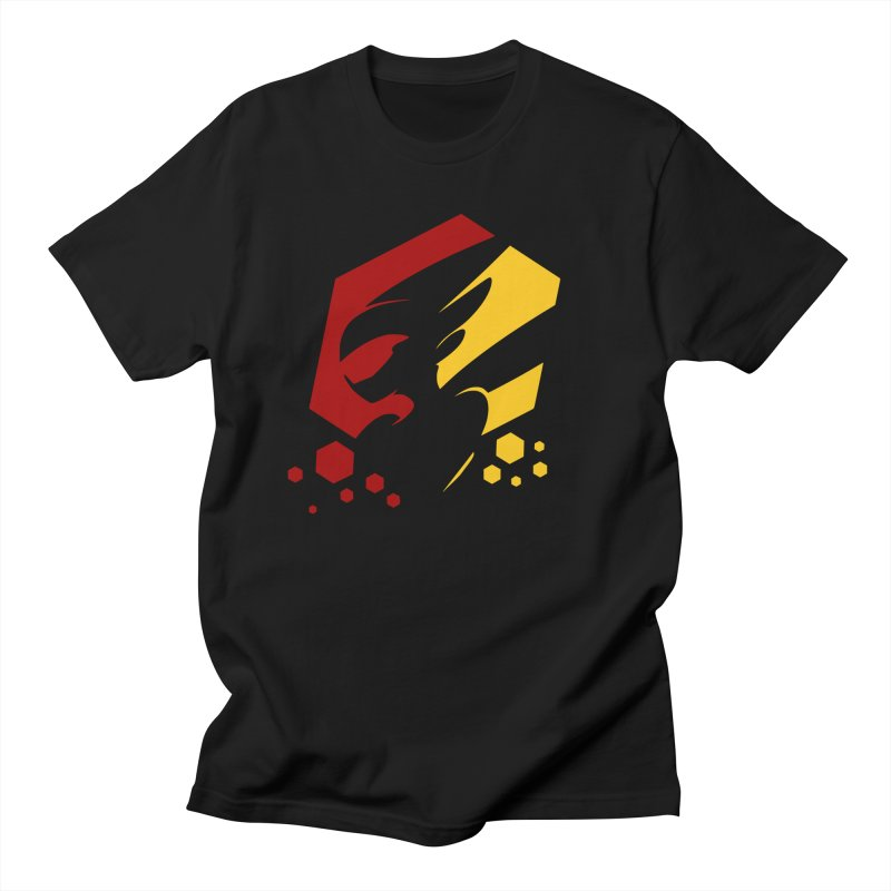 KQB Logo: Germany Men's T-Shirt by Liquid Bit Artist Shop