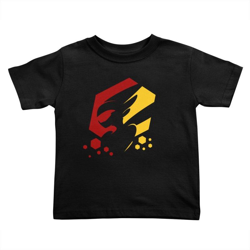 KQB Logo: Germany Kids Toddler T-Shirt by Liquid Bit Artist Shop