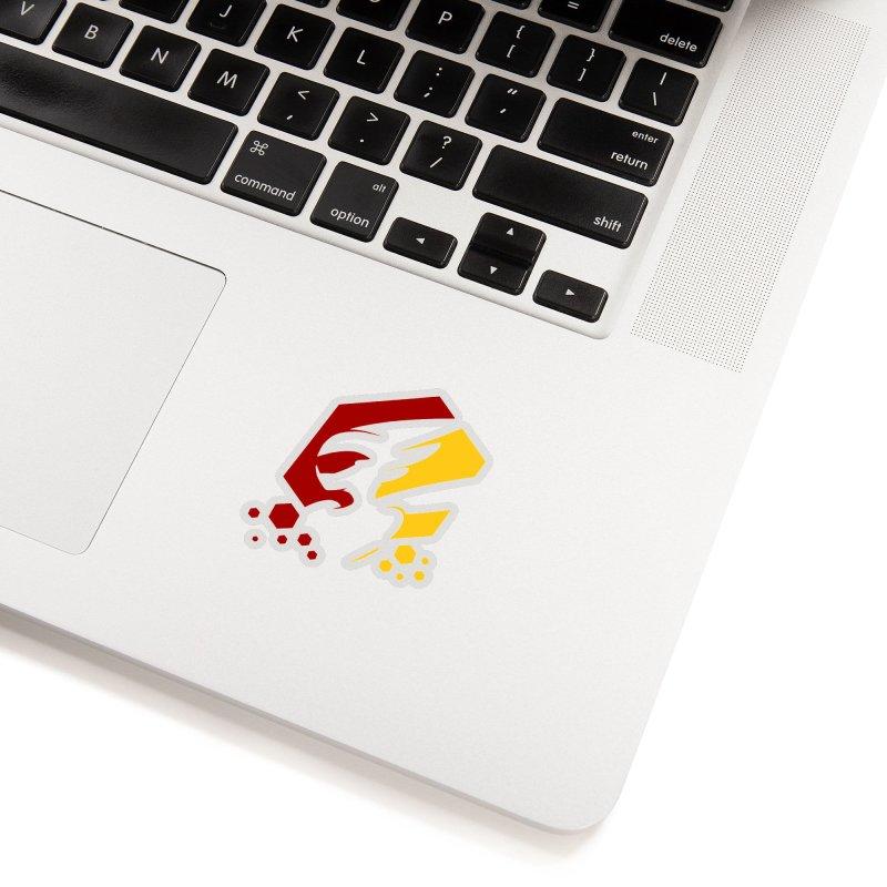KQB Logo: Germany Accessories Sticker by Liquid Bit Artist Shop