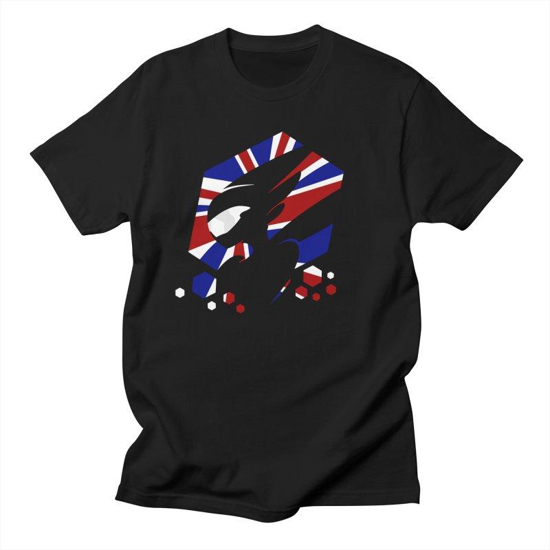 KQB Logo: UK Men's T-Shirt by Liquid Bit Artist Shop