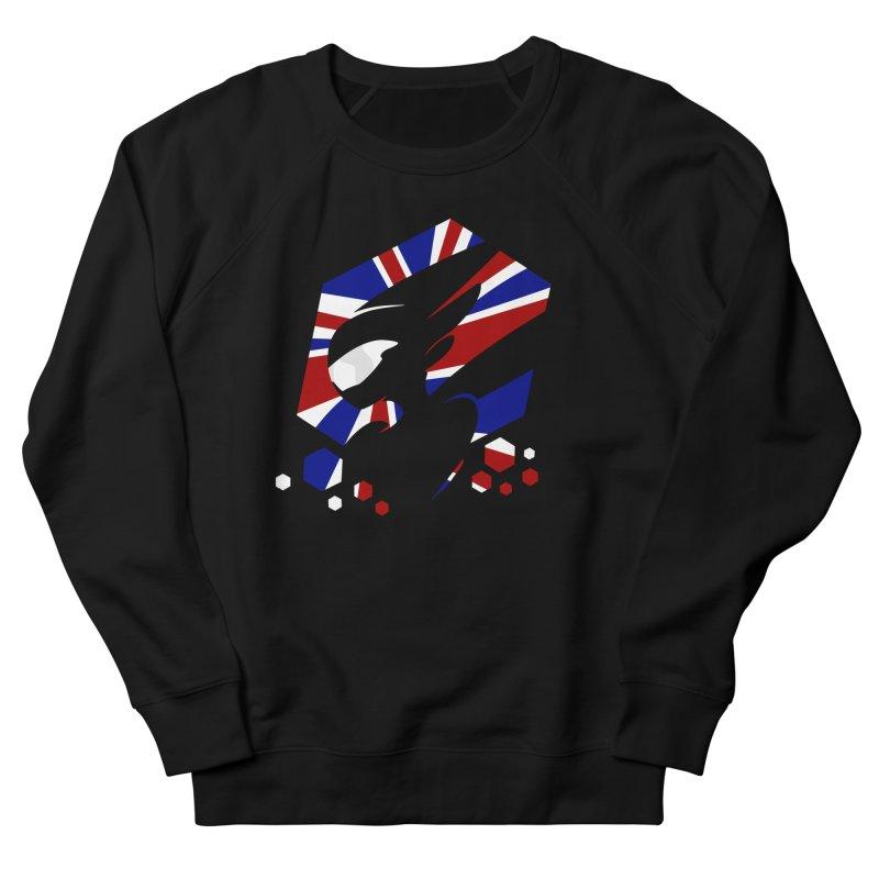 KQB Logo: UK Men's Sweatshirt by Liquid Bit Artist Shop