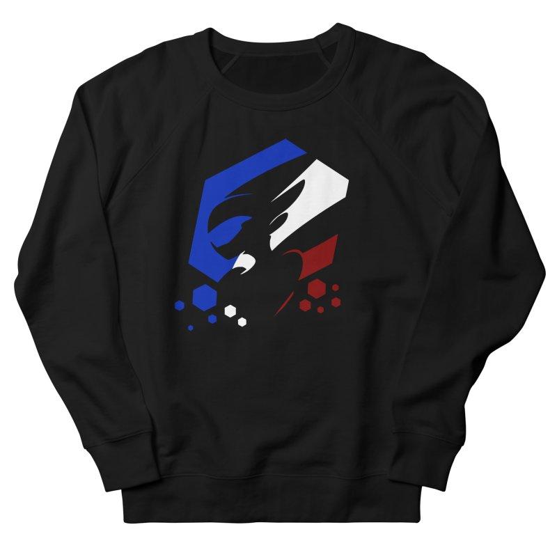 KQB Logo: France Women's Sweatshirt by Liquid Bit Artist Shop