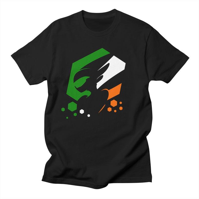 KQB Logo: Ireland Men's T-Shirt by Liquid Bit Artist Shop