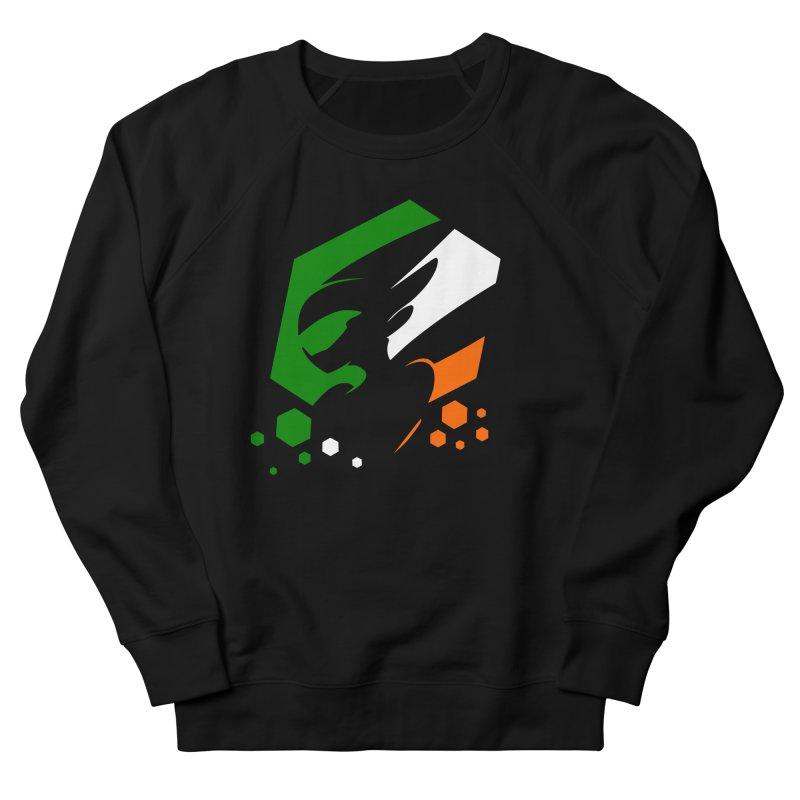 KQB Logo: Ireland Women's Sweatshirt by Liquid Bit Artist Shop