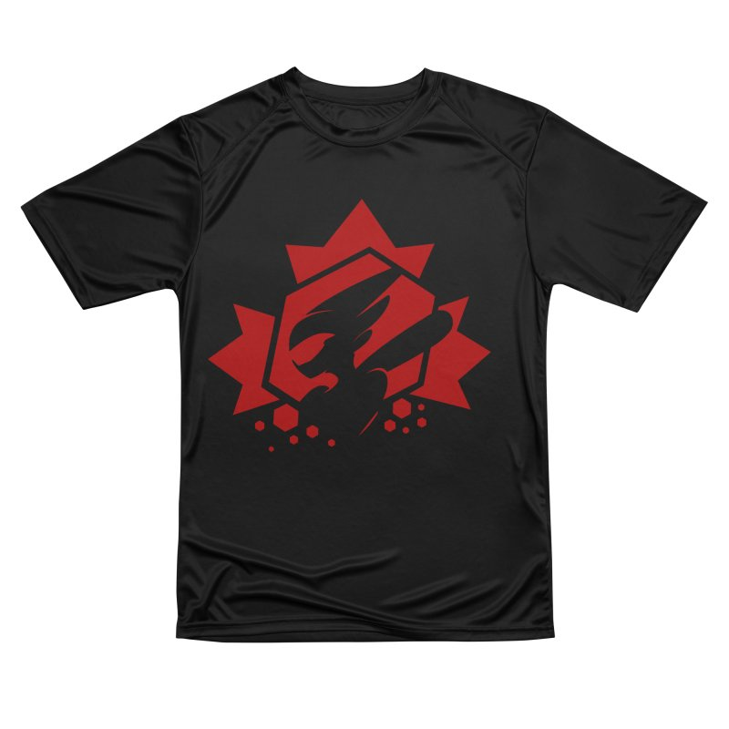 KQB Logo: Canada Men's T-Shirt by Liquid Bit Artist Shop