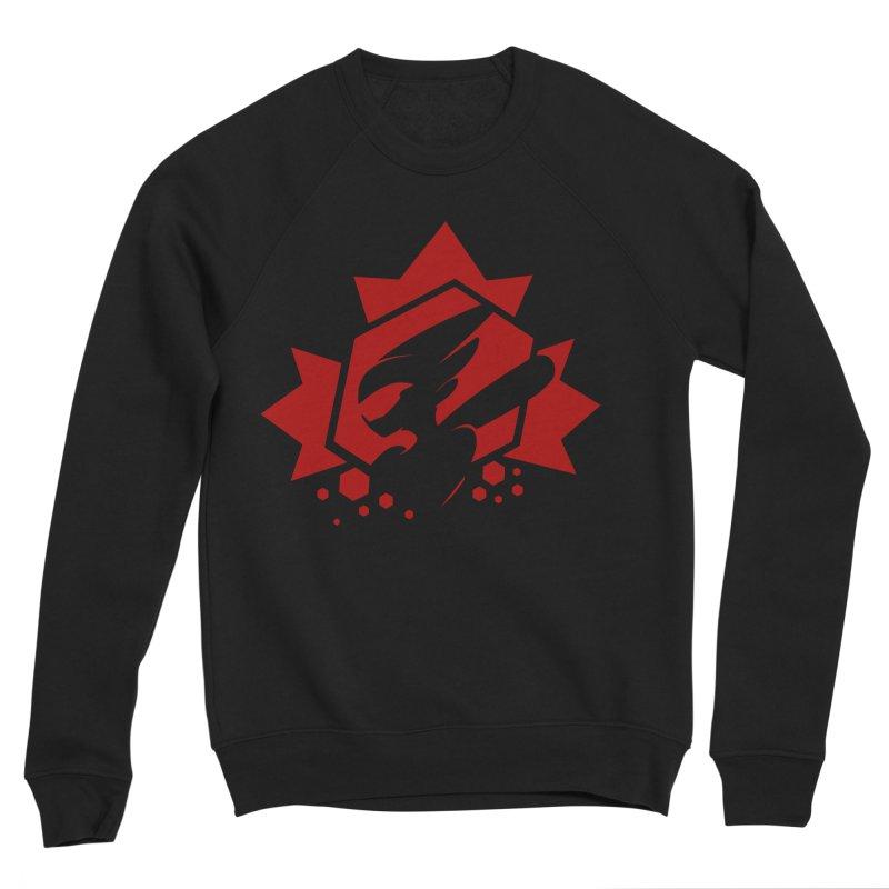 KQB Logo: Canada Men's Sweatshirt by Liquid Bit Artist Shop