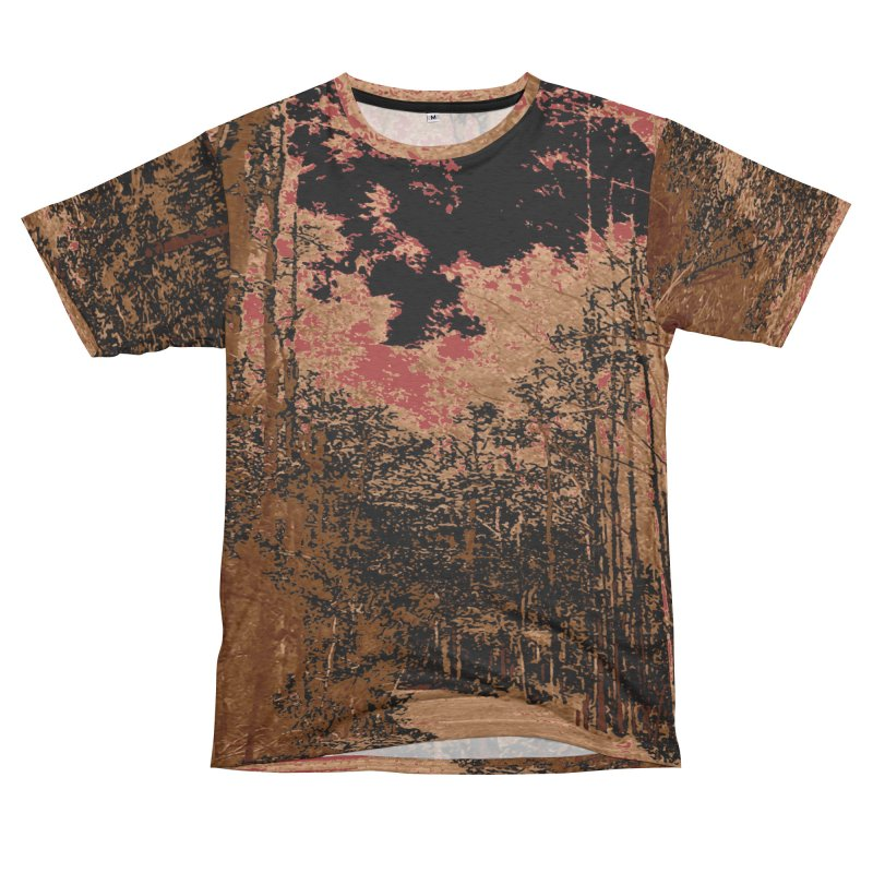 FOREST Men's Cut & Sew by Vibrance