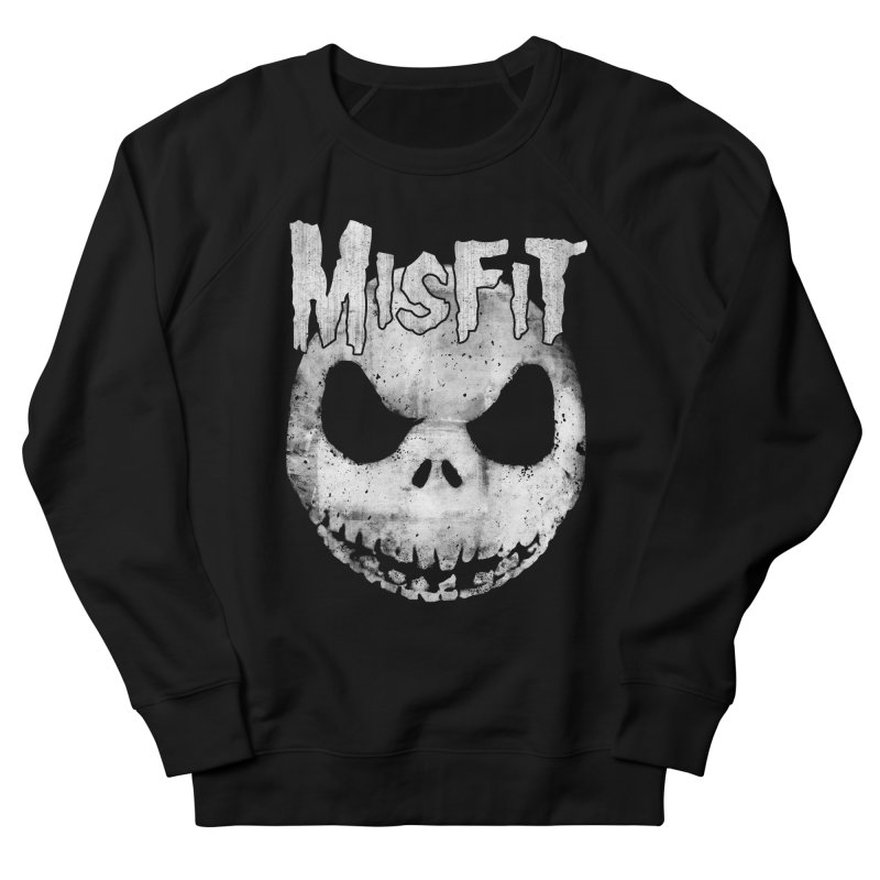 The Misfit of Christmas Town Men's Sweatshirt by lirovi's Artist Shop