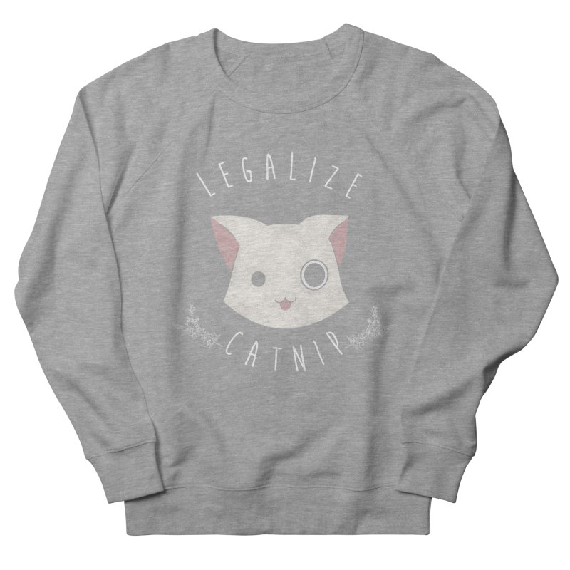 Legalize Catnip Women's Sweatshirt by lirovi's Artist Shop