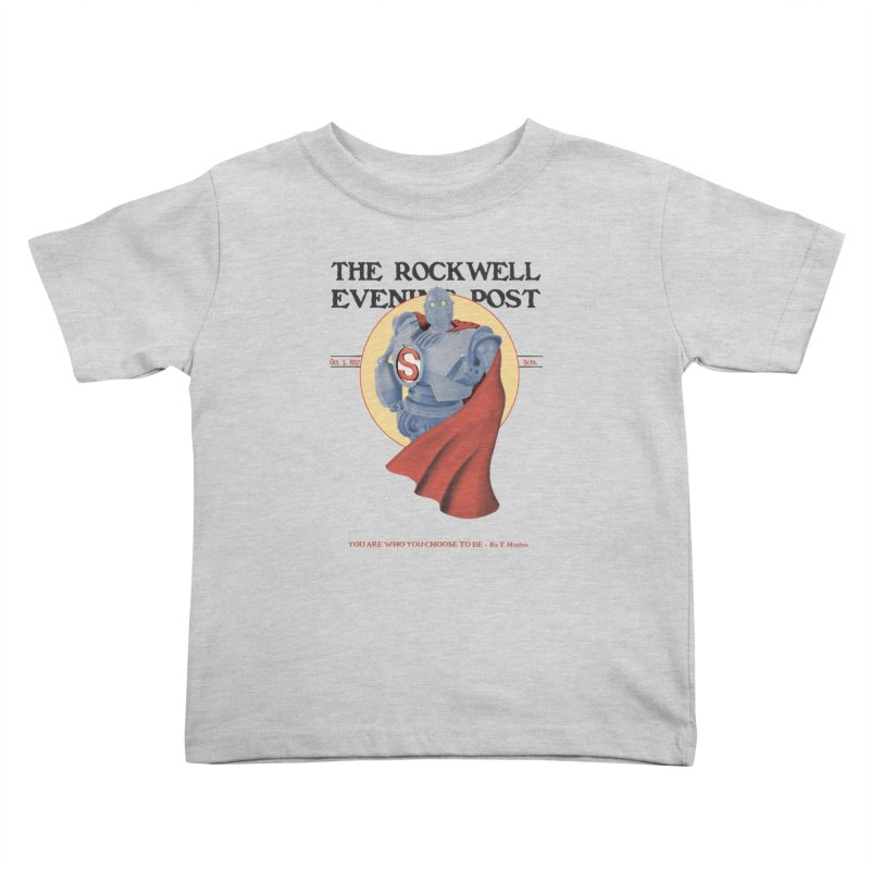 You are who you choose to be Kids Toddler T-Shirt by lirovi's Artist Shop