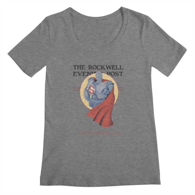 You are who you choose to be Women's Scoopneck by lirovi's Artist Shop