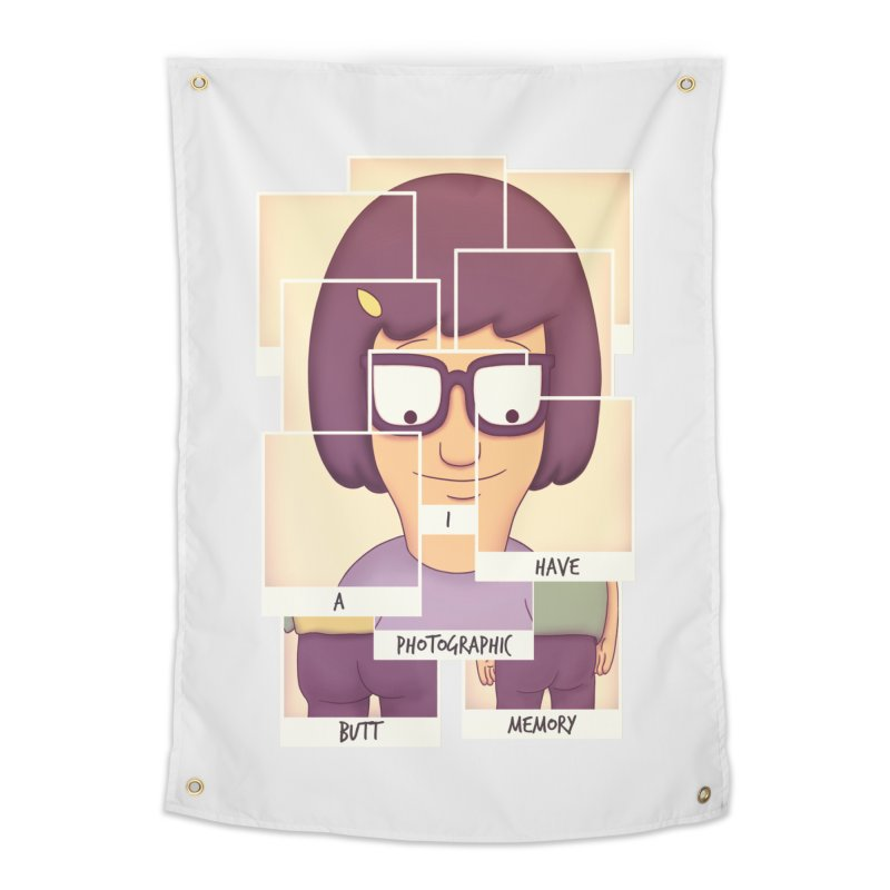Photographic Butt Memory Home Tapestry by lirovi's Artist Shop