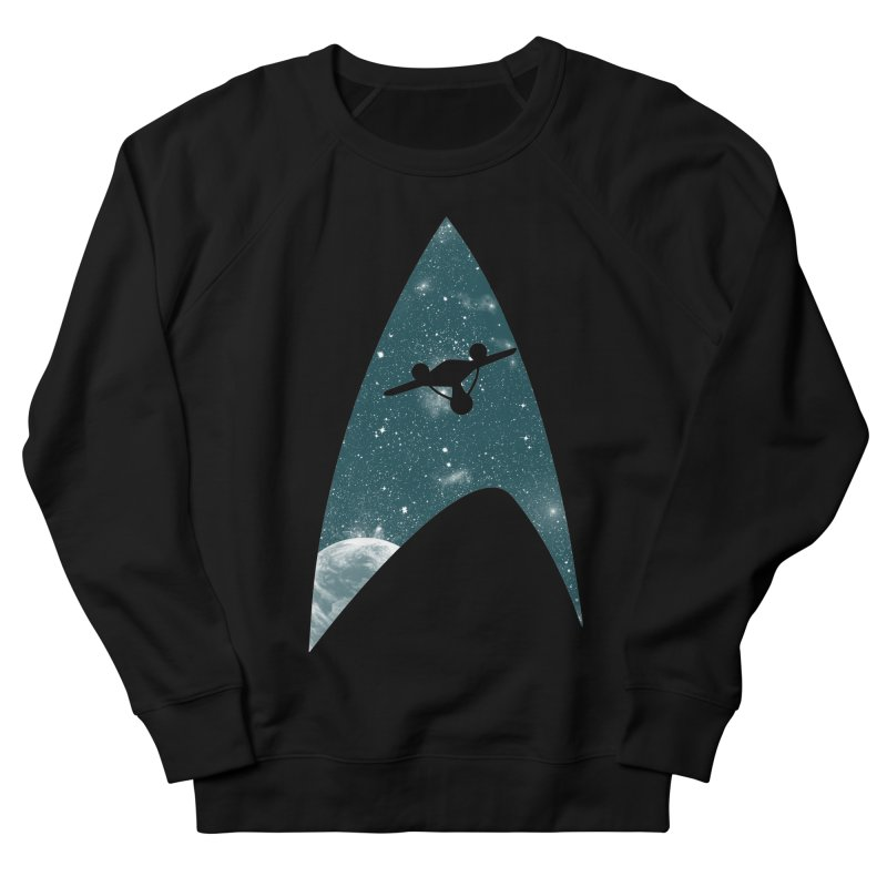 Space the final frontier Men's Sweatshirt by lirovi's Artist Shop