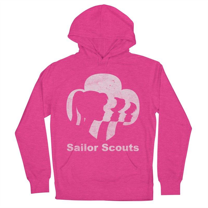 Sailor Scouts Women's Pullover Hoody by lirovi's Artist Shop