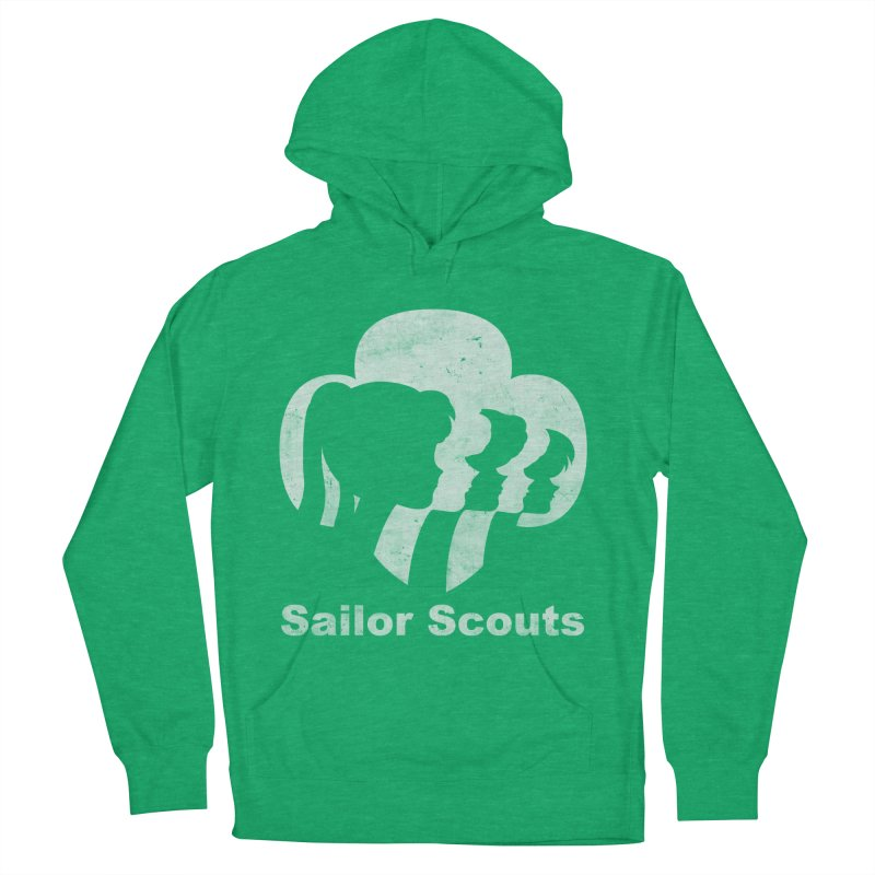 Sailor Scouts Men's Pullover Hoody by lirovi's Artist Shop
