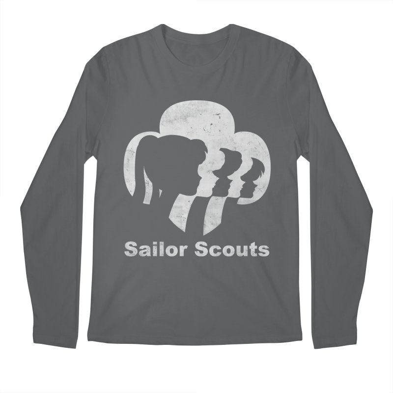 Sailor Scouts Men's Longsleeve T-Shirt by lirovi's Artist Shop