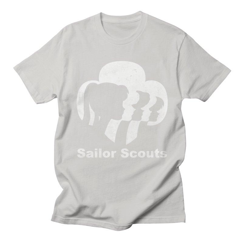Sailor Scouts Men's T-shirt by lirovi's Artist Shop