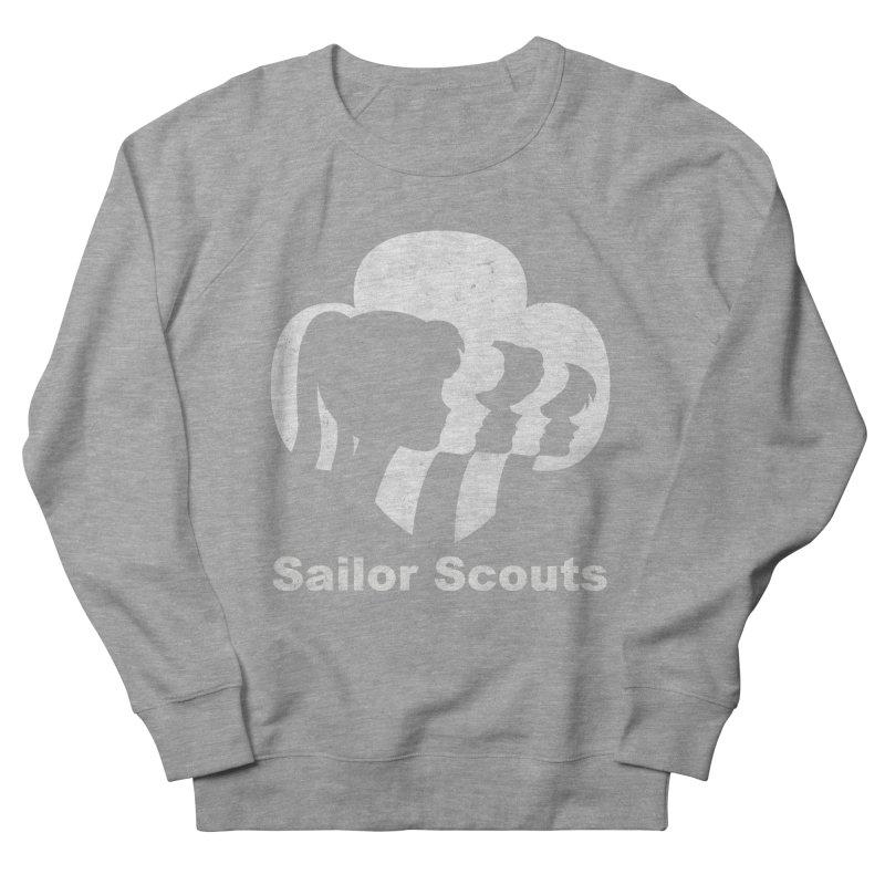 Sailor Scouts Women's Sweatshirt by lirovi's Artist Shop