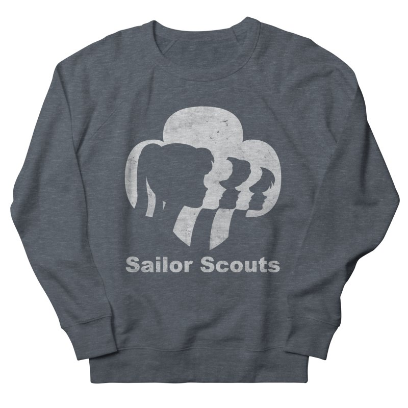 Sailor Scouts Men's Sweatshirt by lirovi's Artist Shop
