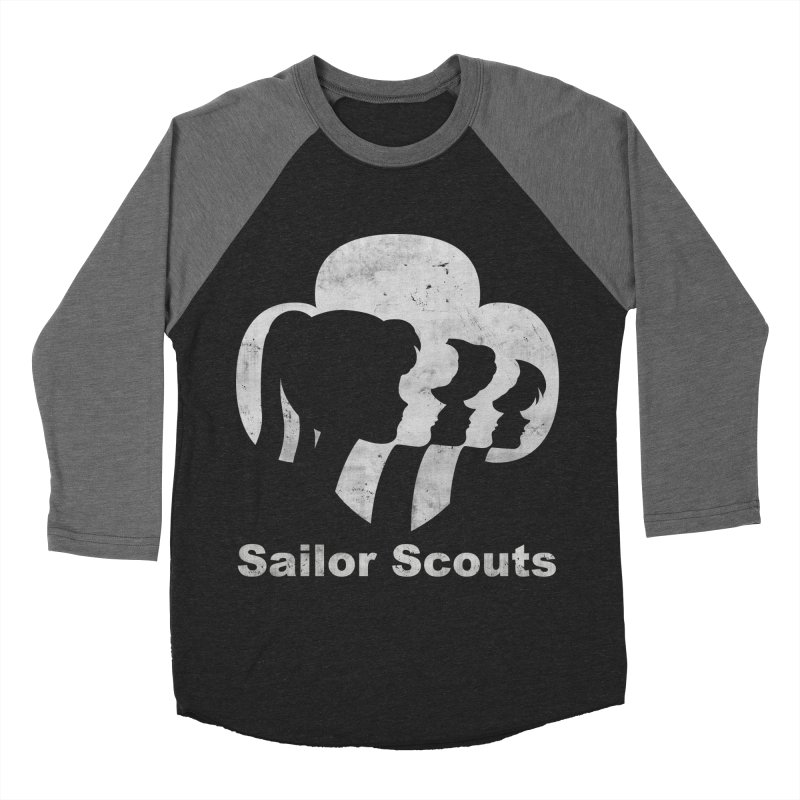 Sailor Scouts Women's Baseball Triblend T-Shirt by lirovi's Artist Shop