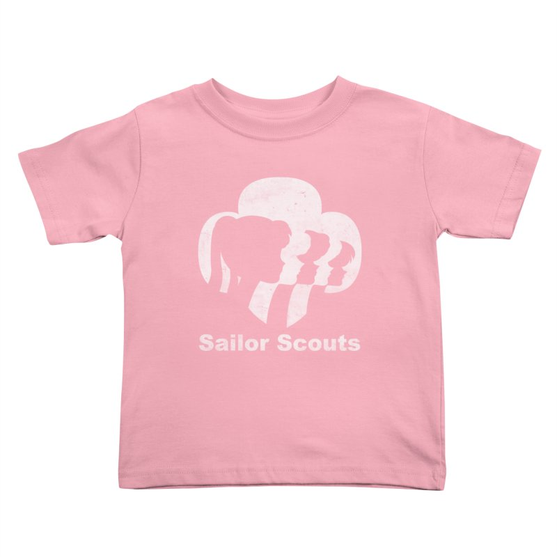 Sailor Scouts Kids Toddler T-Shirt by lirovi's Artist Shop