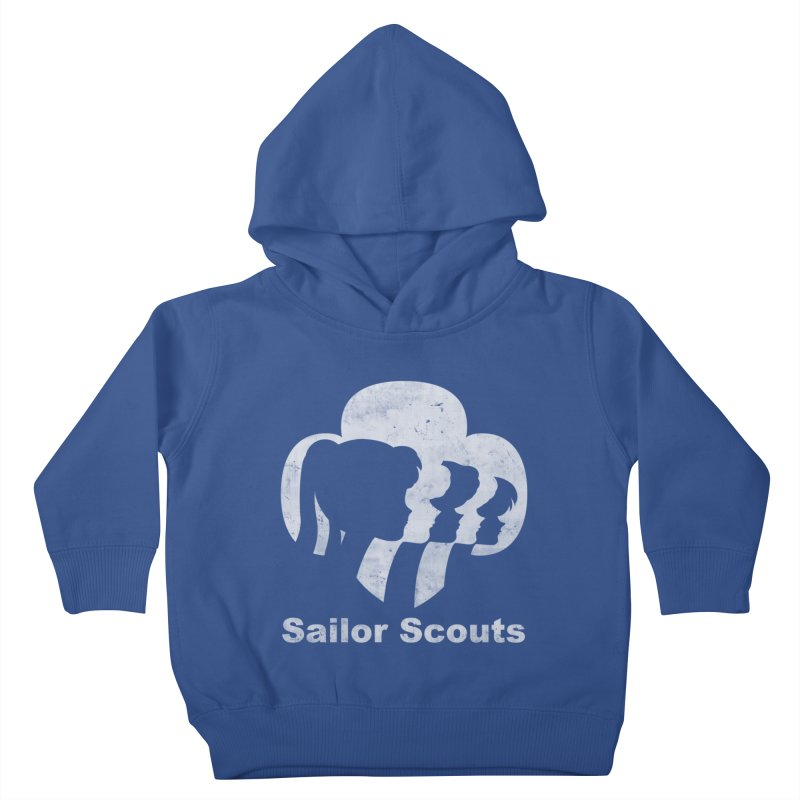 Sailor Scouts Kids Toddler Pullover Hoody by lirovi's Artist Shop