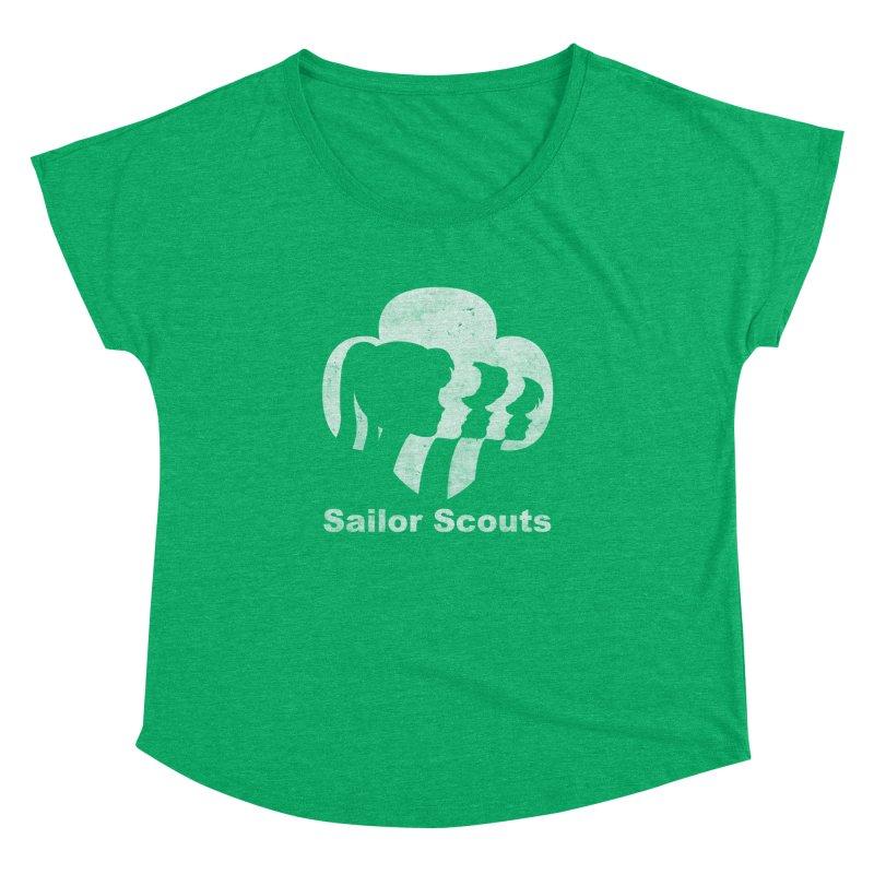 Sailor Scouts Women's Dolman by lirovi's Artist Shop