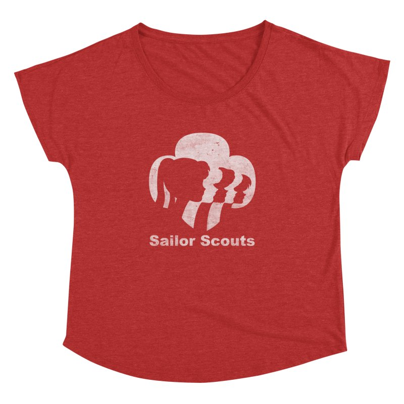 Sailor Scouts Women's Dolman by lirovi's Artist Shop
