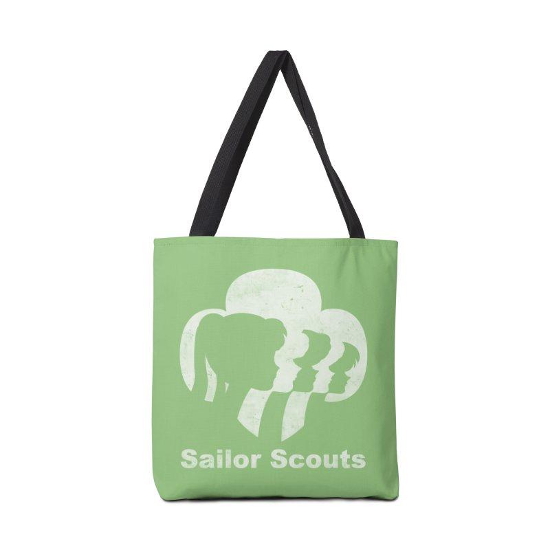 Sailor Scouts Accessories Bag by lirovi's Artist Shop
