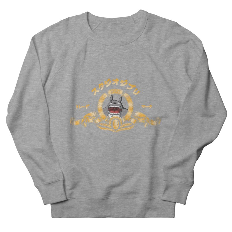 Ghibli Republic Men's Sweatshirt by lirovi's Artist Shop