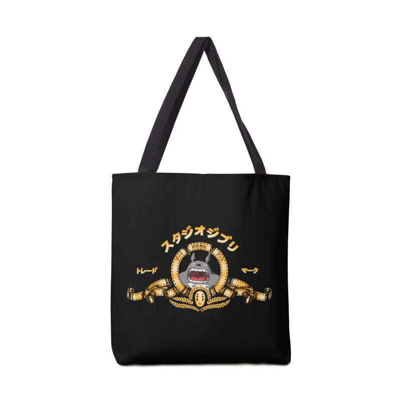 Ghibli Republic Accessories Bag by lirovi's Artist Shop