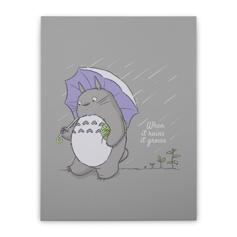 When it rains   by lirovi's Artist Shop
