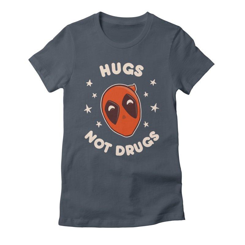 Hugs, not drugs Women's Lounge Pants by lirovi's Artist Shop