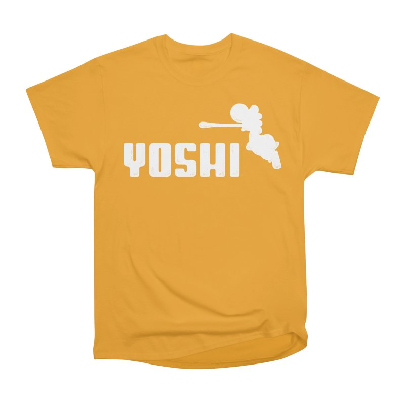 Yoshi Women's Heavyweight Unisex T-Shirt by lirovi's Artist Shop