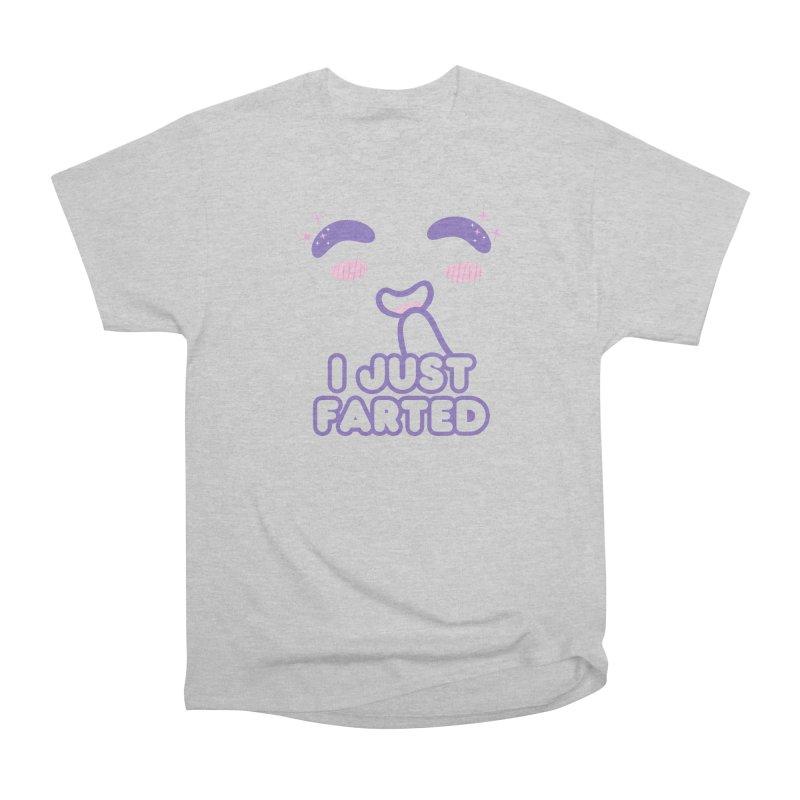 I just farted Women's Heavyweight Unisex T-Shirt by lirovi's Artist Shop