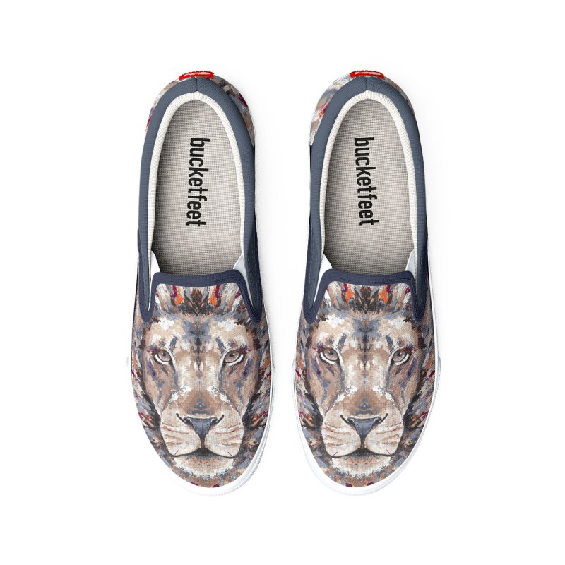 COOL CATS & KITTEN Men's Shoes by Liss Design Shop
