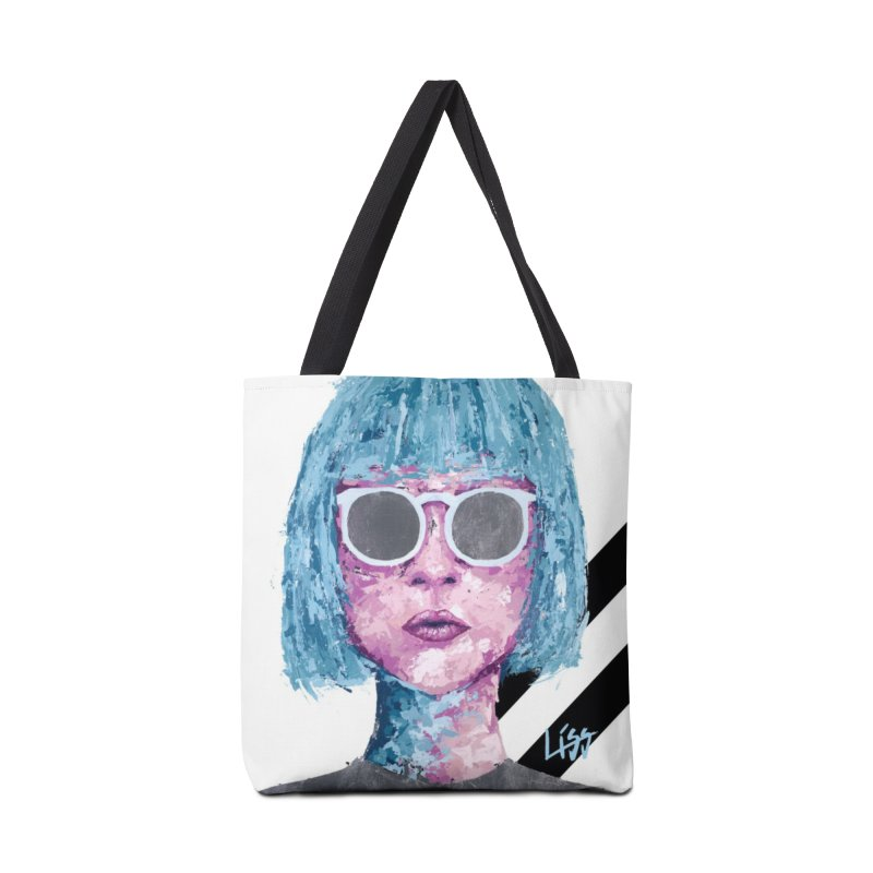 I CAN SEE YOU Accessories Bag by Liss Design Shop