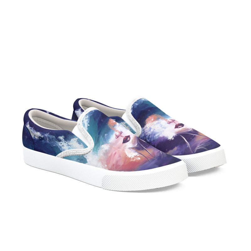 GALAXY IN MY MIND Women's Shoes by Liss Design Shop