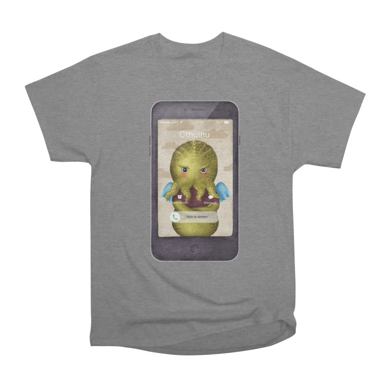 The Call Of Cthulhu Women's T-Shirt by Literary Swag