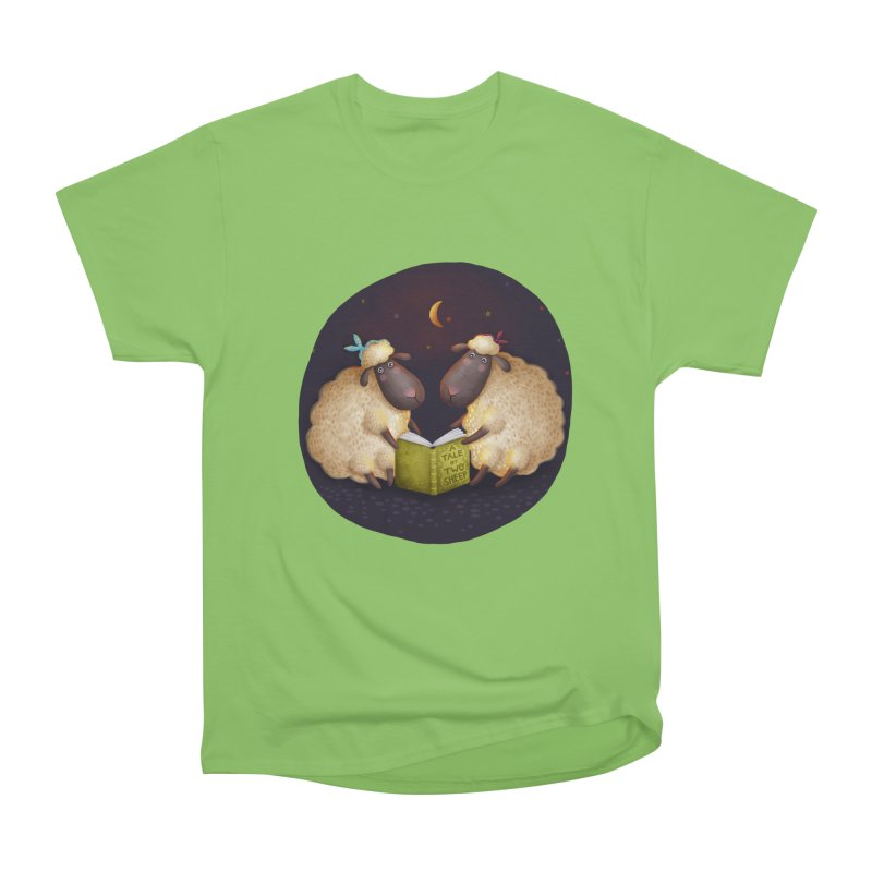 Tales Of Two Sheep Women's T-Shirt by Literary Swag